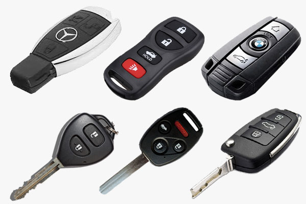 audi key cutting